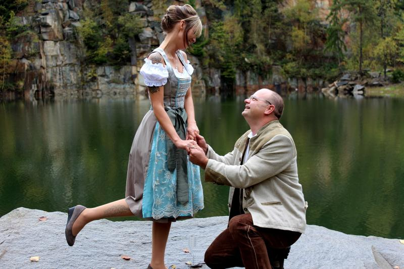 Heiratsantrag: Wann ist der beste Zeitpunkt?