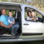 Artikelgebend sind Ziele für Reisen mit den Kleinen.