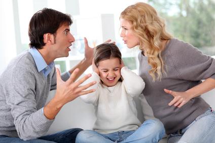 Scheidung/Trennung: Tipps für Eltern mit Kindern
