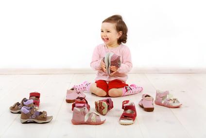 Fußgesundheit bei Kindern: Darauf sollten Eltern achten