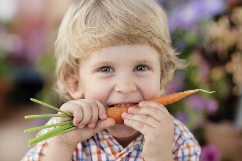 Eine gesunde Ernährung für Kinder im Alter von 1 bis 6