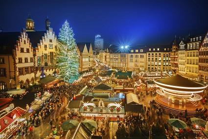 Vorsicht vor Taschendieben auf Deutschlands Weihnachtsmärkten