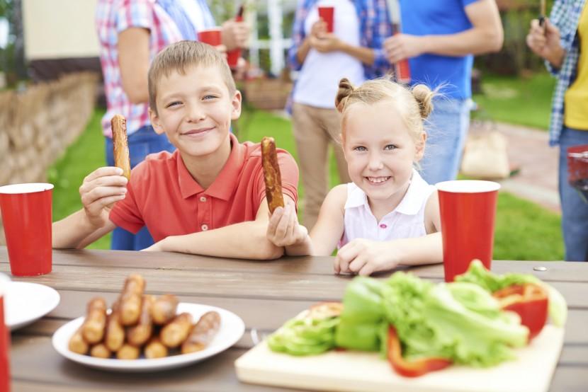Wie viel Wurst ist gut für Kinder?