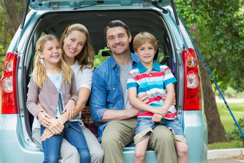 Mit dem Auto in den Familienurlaub – das sollten Sie beachten