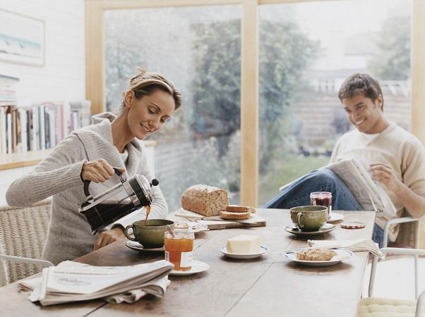Zu Tisch, bitte! So finden Familien den perfekten Platz zum Essen