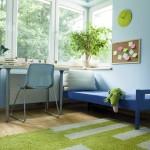 Inhalt des Artikels sind Tipps für ein kühles Kinderzimmer.