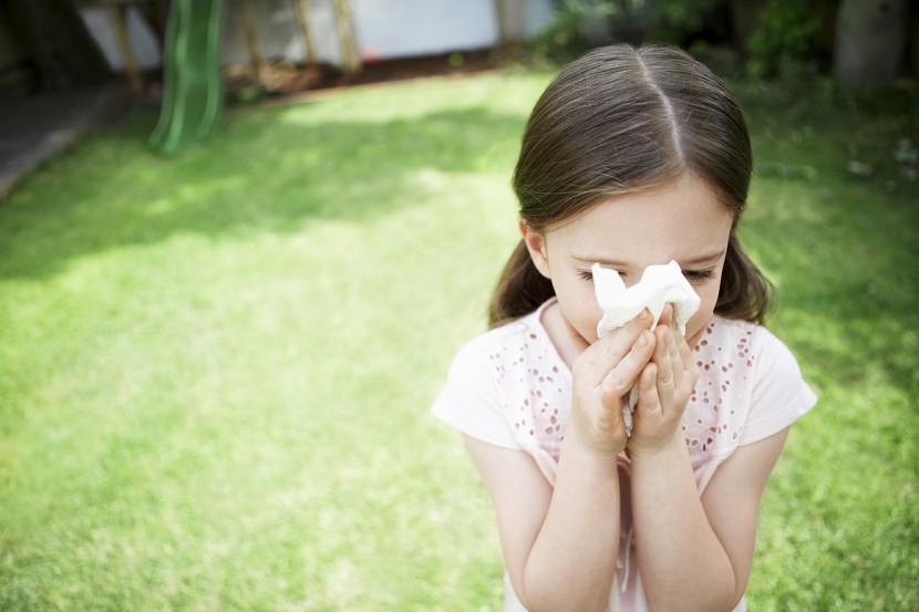 Wenn die Nase läuft und die Augen jucken – Allergischer Schnupfen bei Kindern