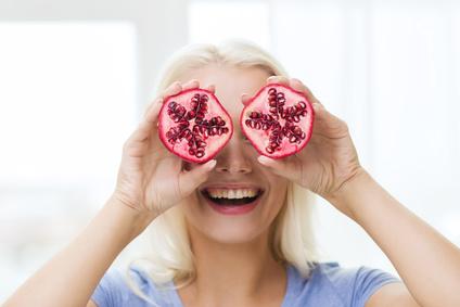 Der Granatapfel, eine Frucht mit Superkräften, auch für werdende Mütter