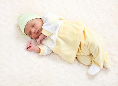 Typische Fehler: Wann und wo soll mein Baby schlafen?