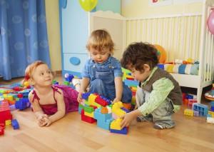 Spielen mit Spaß - welches Spielzeug passt für welches Alter?