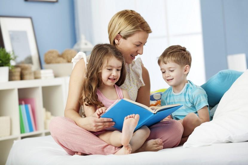 Studie: Regelmäßiges Vorlesen fördert soziales Empfinden und Verhalten von Kindern