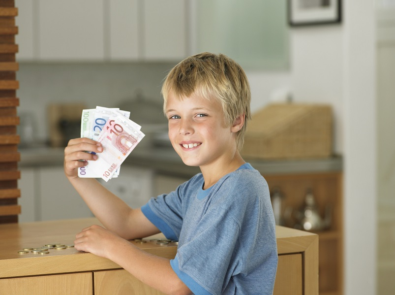 Seit erstem Januar: Kindergeld nur mit ID-Nummer