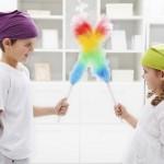 Hausarbeit: Warum Kids mitanpacken sollten – und wie man sie dazu bekommt