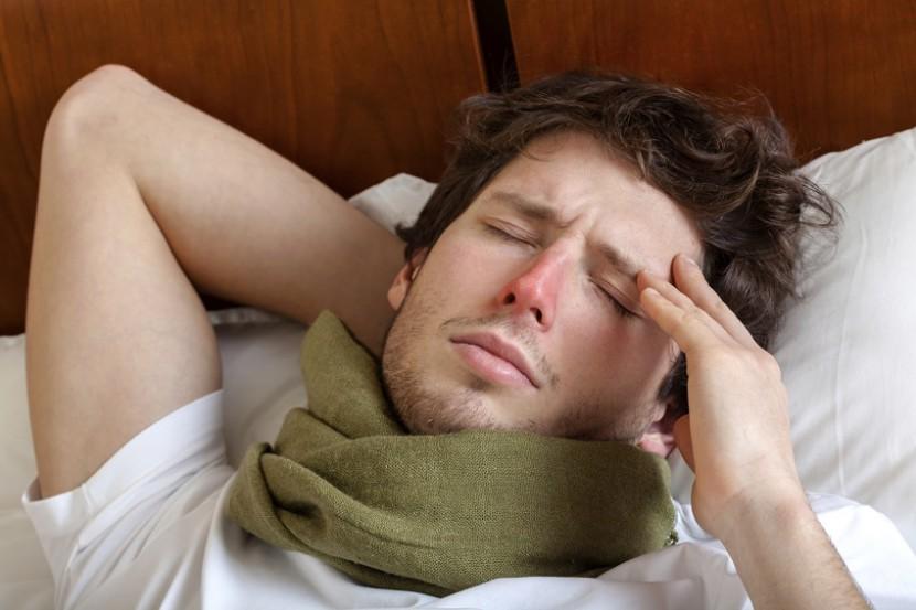 Fieber – Symptom von Grippe und Erkältung