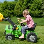 Sandkasten für die Kleinen im eigenen Garten bauen