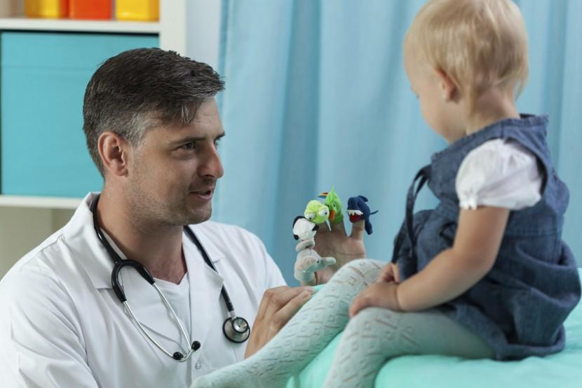 Mein Baby ist krank – wann muss ich zum Arzt?