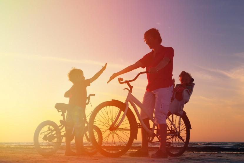 Sicherheit beim Fahrradfahren – worauf Eltern achten sollten