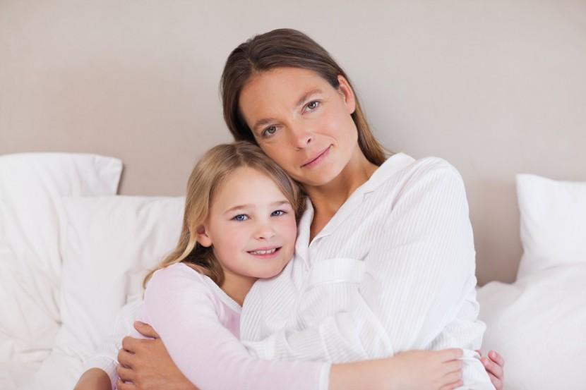 Kinder von älteren Müttern sollen gesünder sein