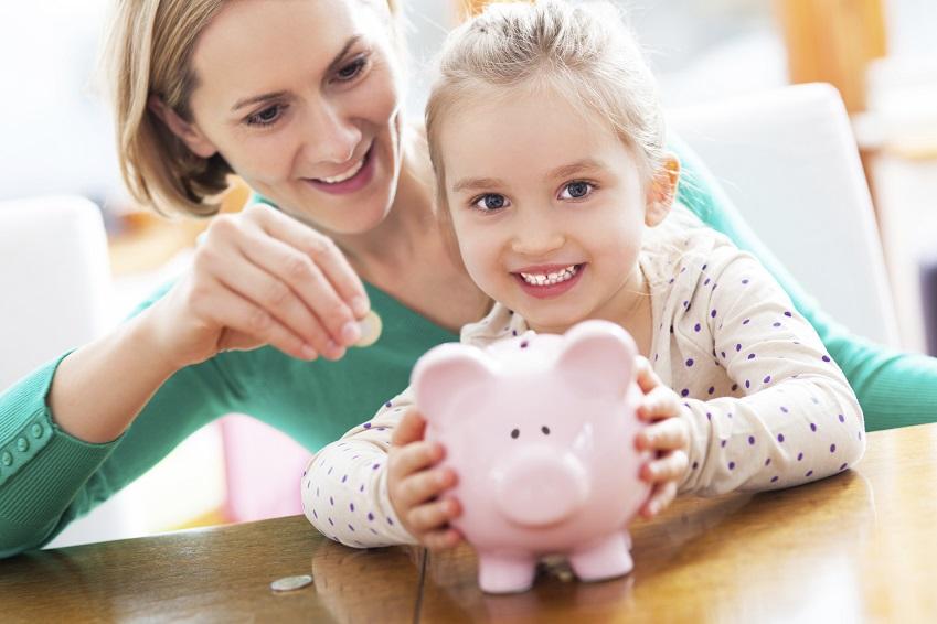 So lernen Kinder, mit Geld umzugehen