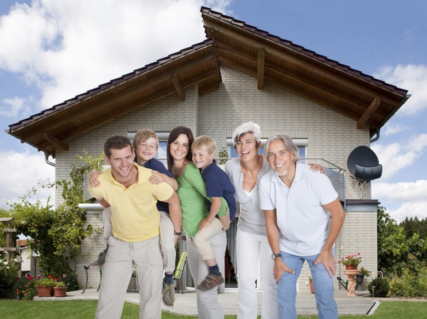 Vor- und Nachteile des Mehrgenerationenhaushalts
