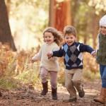 Bunter Herbst! Die neuesten Trends in Sachen Kindermode
