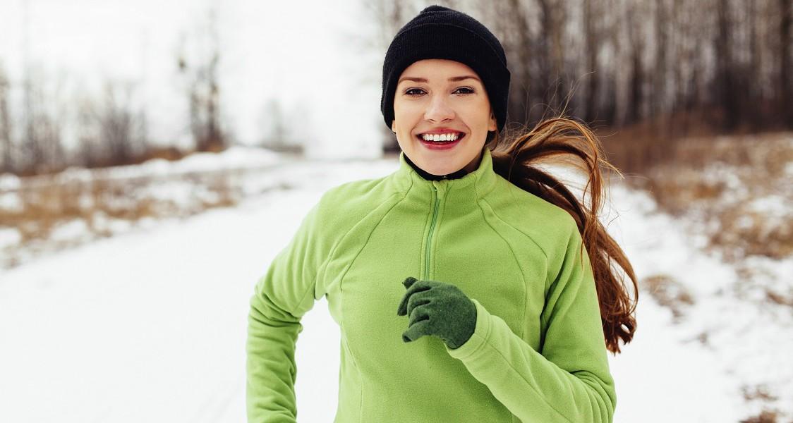 Fit und gesund durch die kalte Jahreszeit