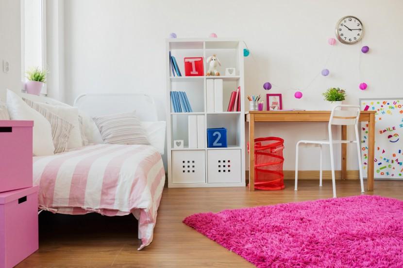 Vom Baby- zum Kinder- und Jugendzimmer