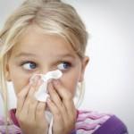 Allergische Rhinitis (Heuschnupfen) bei Kindern
