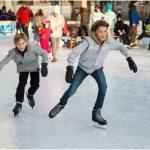 Eislaufen – Wann ist der richtige Zeitpunkt für die ersten Versuche auf dem Eis?