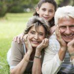 Wenn Oma und Opa die Enkel betreuen