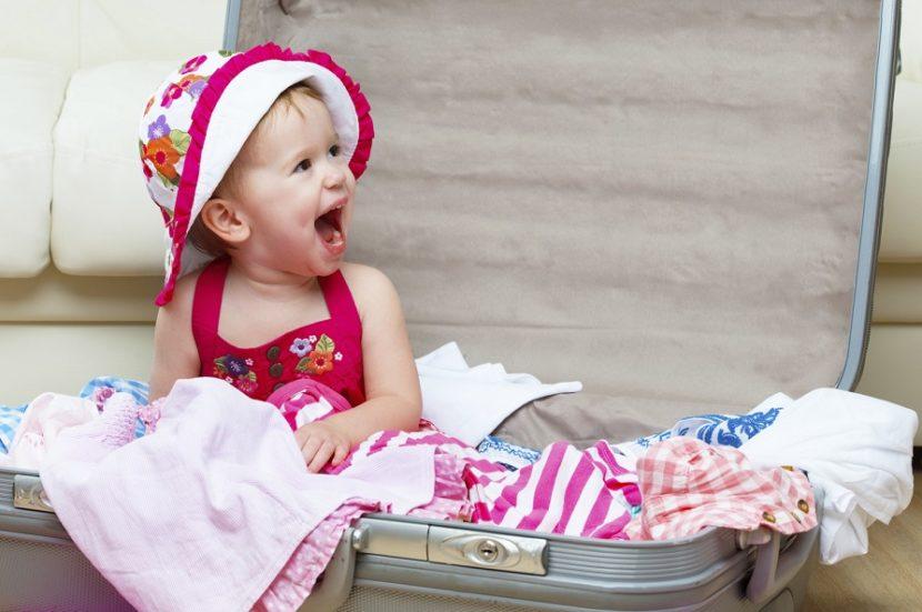 Fliegen mit Baby: Mit diesen Tipps klappt's entspannter